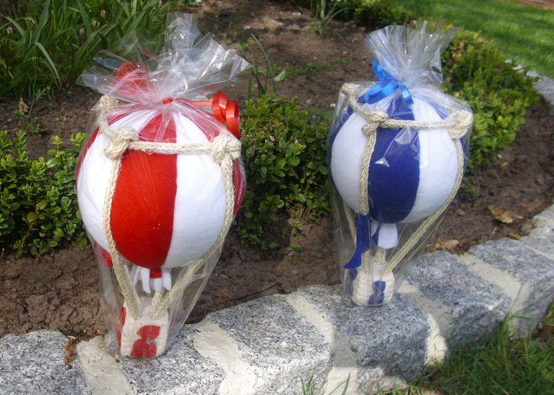Geschenkidee Deko-Ballone